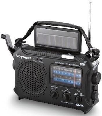 Kaito KA500 Radio
