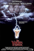 'The Witches of Eastwik' movie poster