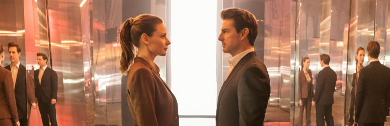 "Movie review of ""Mission Impossible: Fallout."""