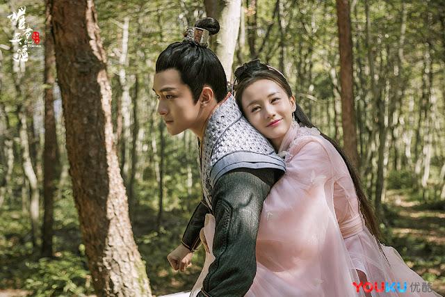 Bloody Romance Li Yitong Qu Chuxiao