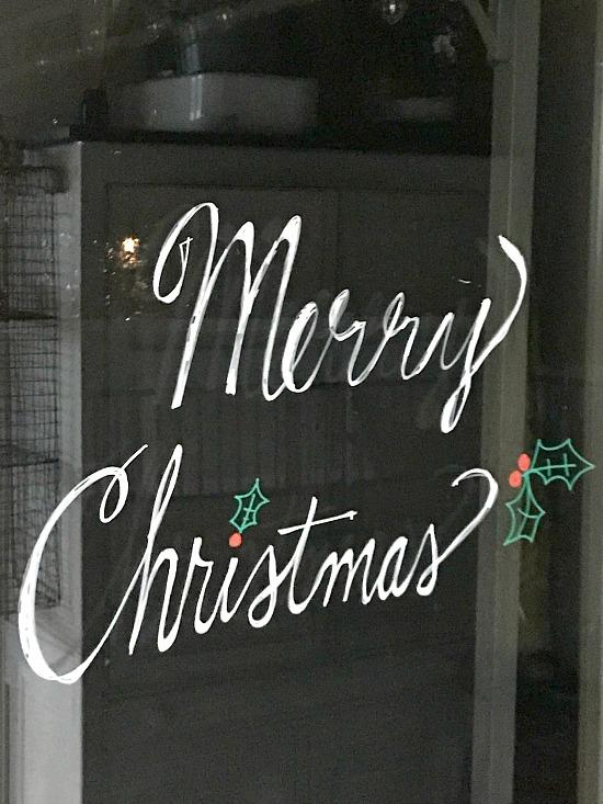 Chalkola Chalk Marker Window Fun. Homeroad.net