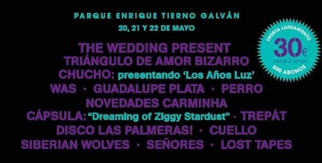 Cartel Festival Tomavistas