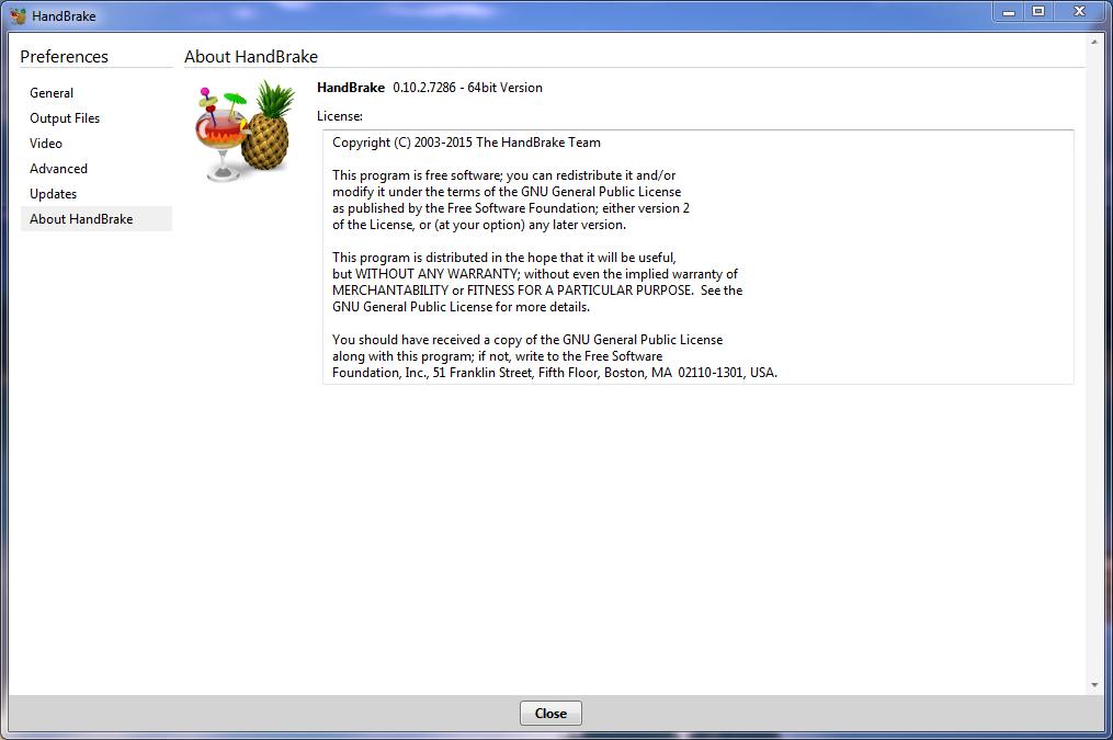 MAC 10.5.8 HANDBRAKE TÉLÉCHARGER