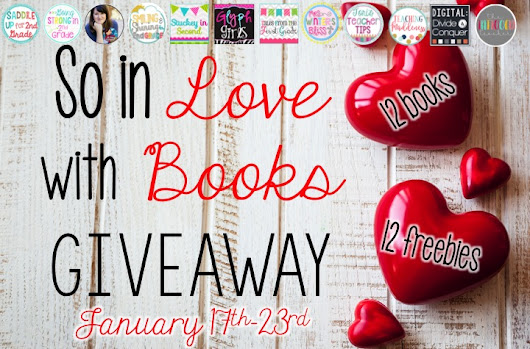 So In Love With Books Giveaway