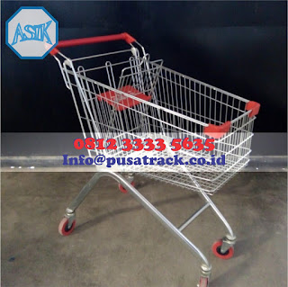 Trolley Supermarket A 100