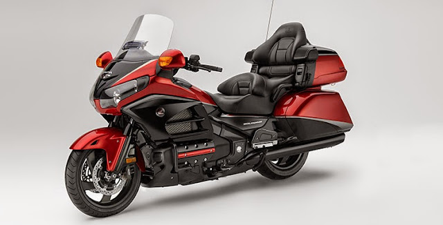 Honda Goldwing 40th anniversary