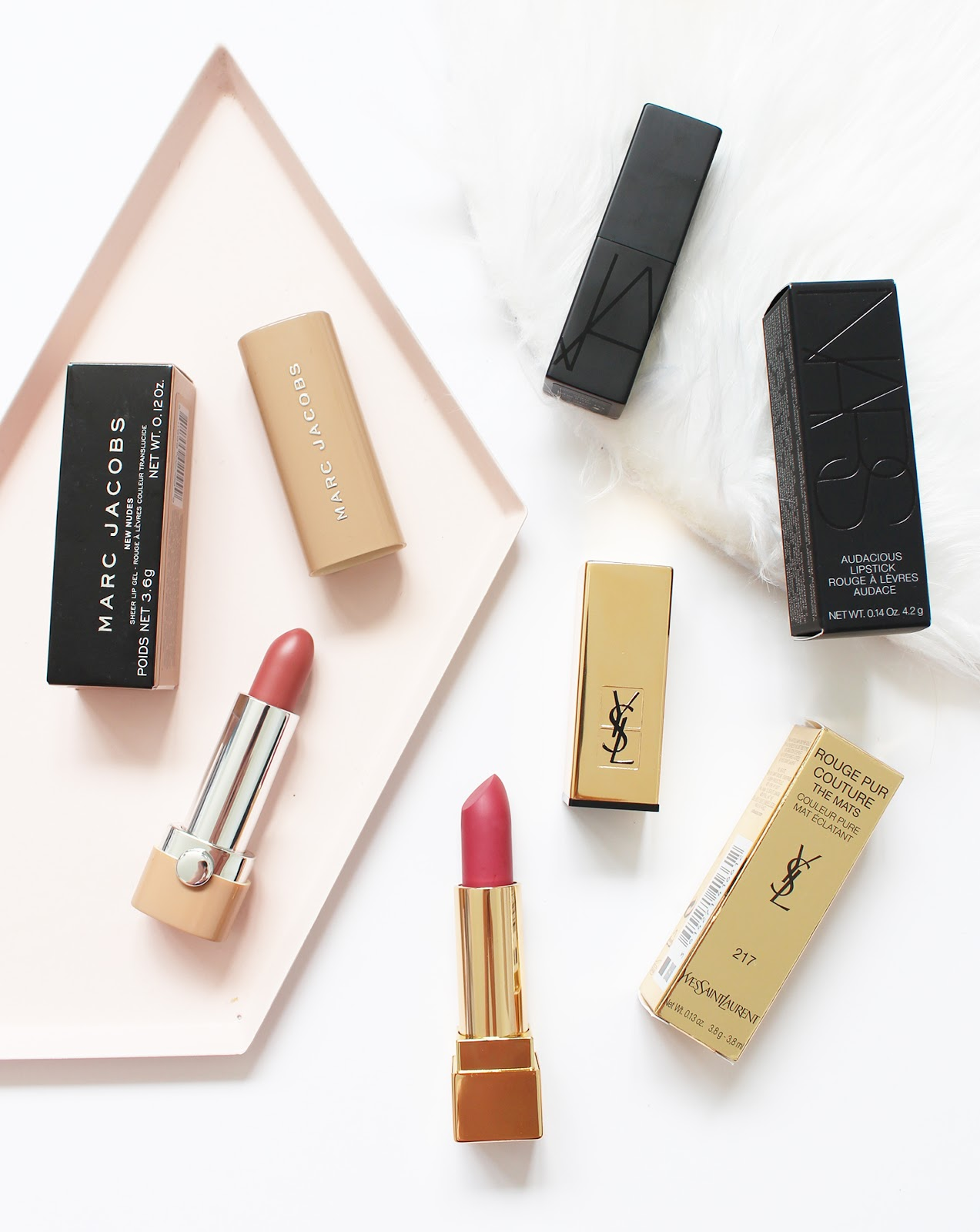 ARE LUXURY LIPSTICKS WORTH THE PRICE? - CassandraMyee