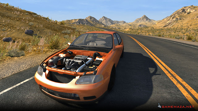 BeamNG Driver Gameplay Screenshot 2