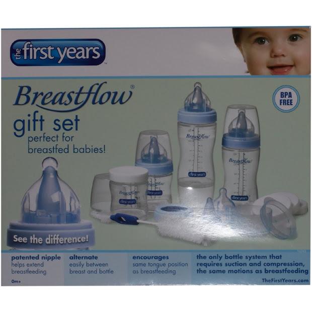 Baby & Mama Pre Order- Years Breastflow Bpa Free Starter Set
