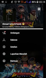 BBM MOD Boboiboy Terbaru