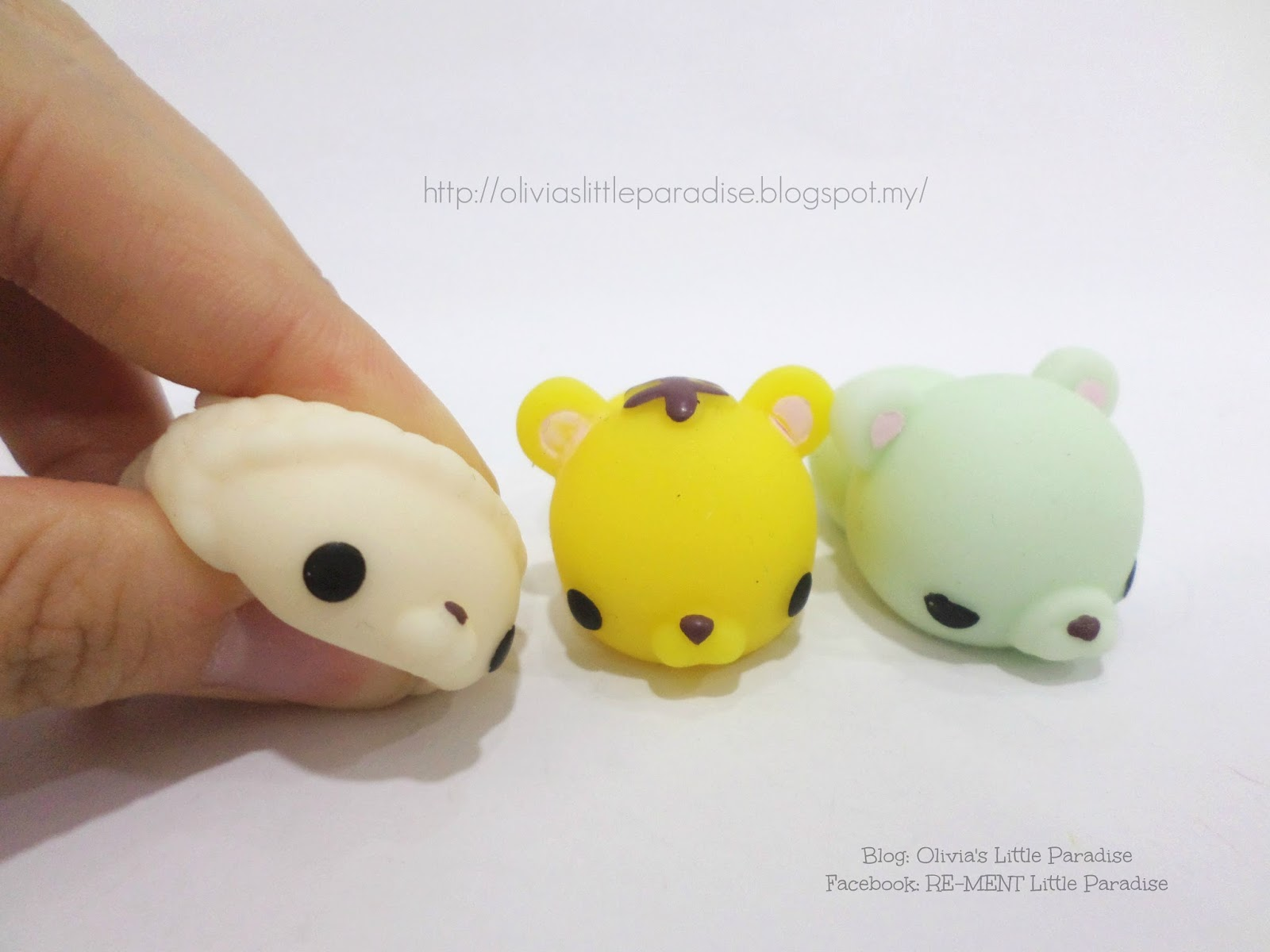 Squishy Little Animals : Olivia s Little Paradise: Moni Moni Animals Squishy #1