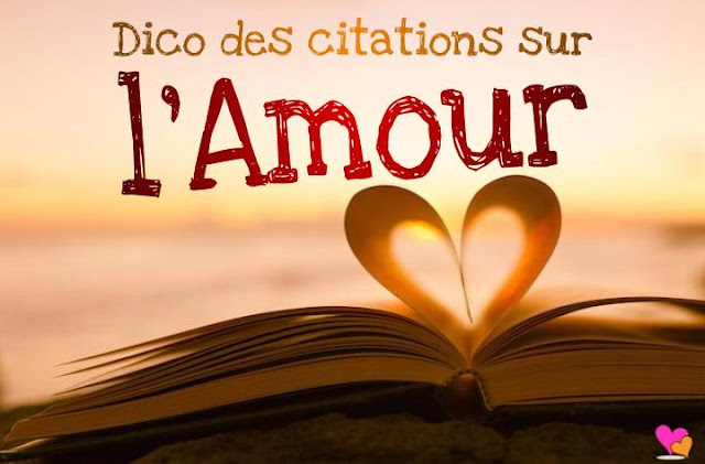 L'AMOUR en Citations