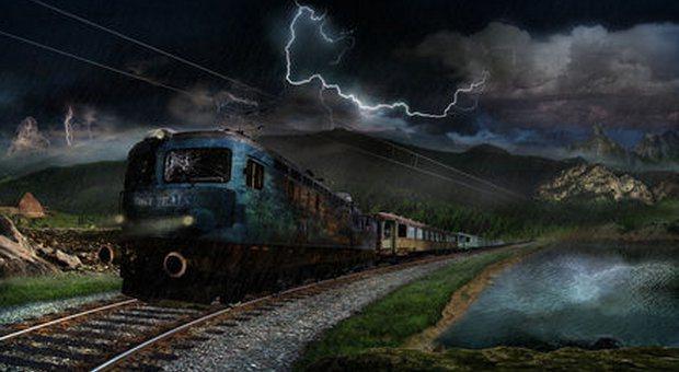 Alam Mengembang Jadi Guru: Kereta Api Hantu dan Kereta Api
