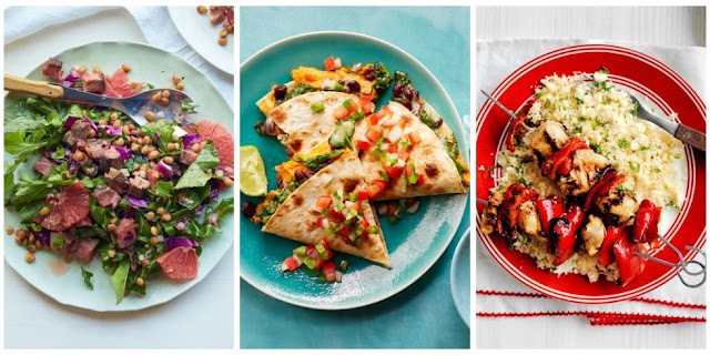 healthy meals recipes