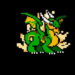Haut Dragon Haute résolution (Enfant)