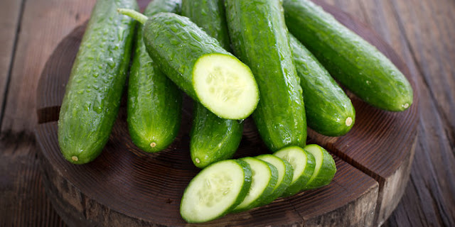 Cara Menurunkan Kolesterol Dengan Mentimun