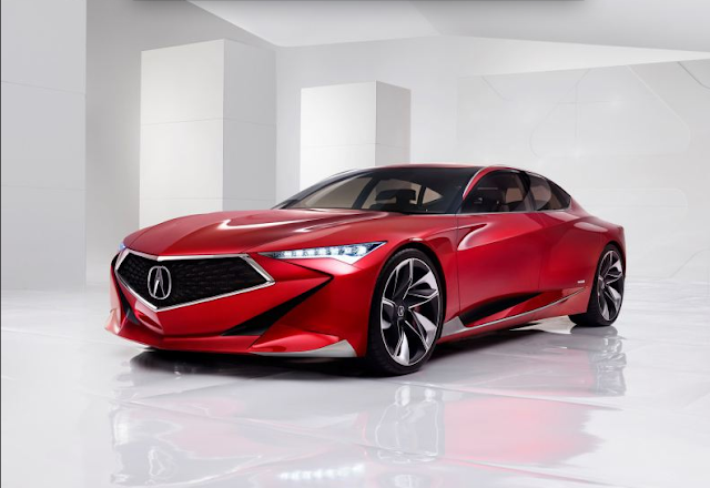 2017 Acura Precision Concept