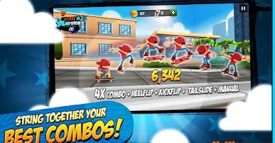 Epic Skater mod apk game