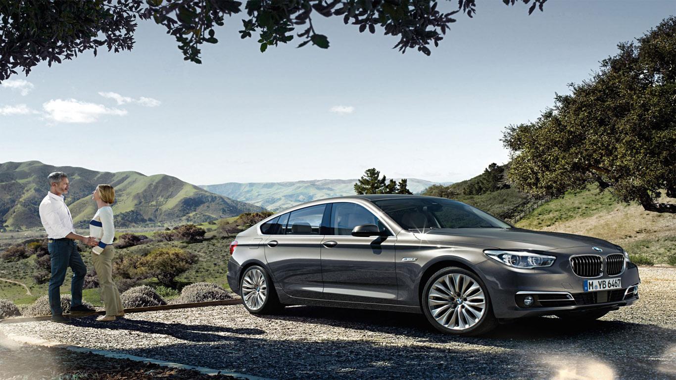 Dream Fantasy Cars BMW 5 Series Gran Turismo