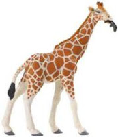 reticulated giraffe toy miniature