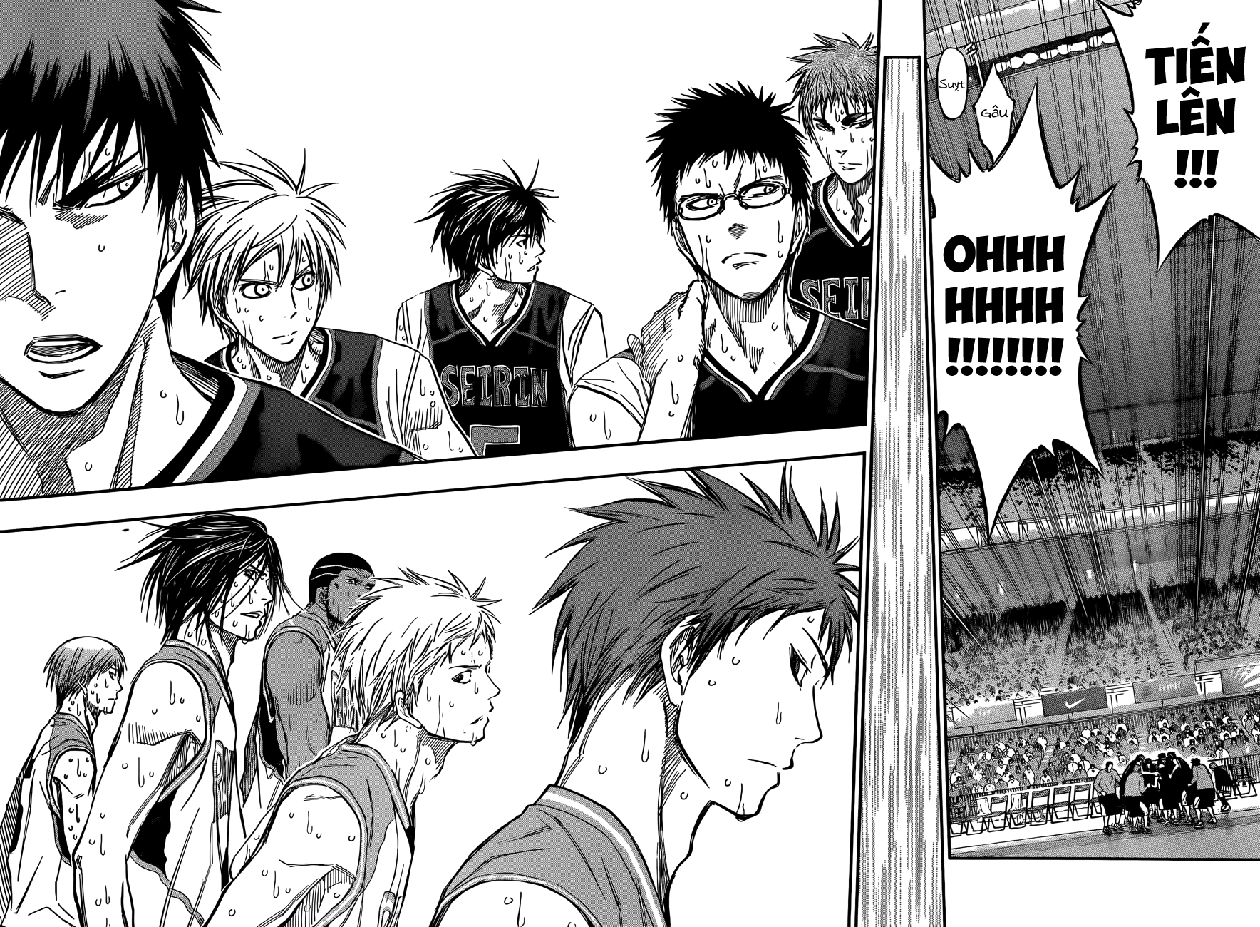 Kuroko No Basket chap 257 trang 15