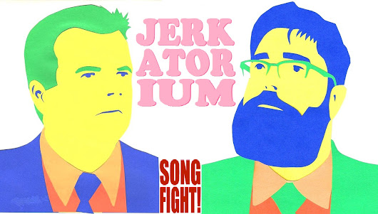 "New Jerkatorium Song ""Steady On"" for SpinTunes"