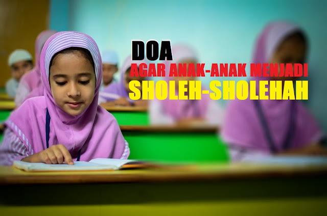 10 Doa Anak Sholeh