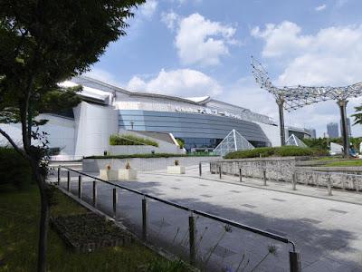 八幡屋公園 大阪プール