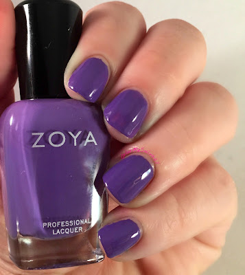 zoya, island fun, summer collection, summer nail polish, zoya nail polish, serenity