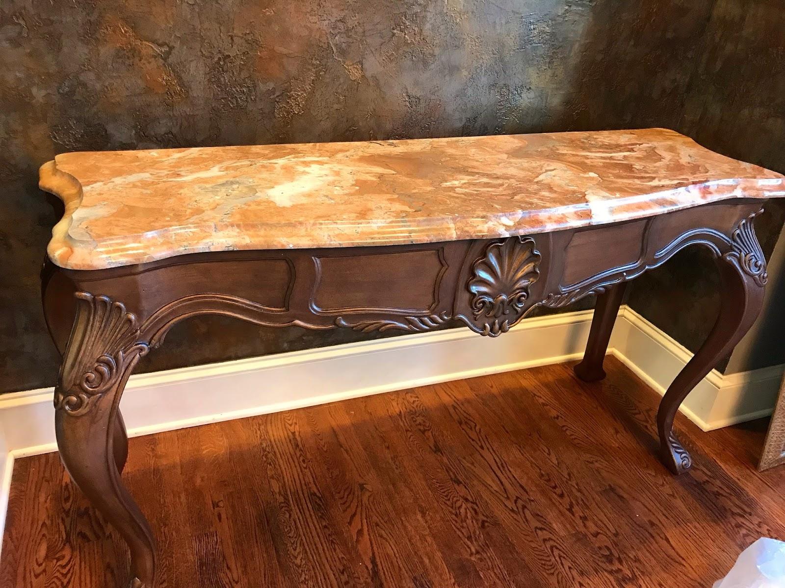 Diy a copper bronze furniture finish