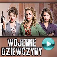 """Wojenne dziewczyny - naciśnij play, aby otworzyć stronę z odcinkami serialu """"Wojenne dziewczyny"""" (odcinki online za darmo)"""