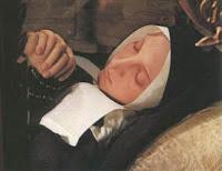 St. Bernadette's Incorrupt Body