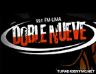 doble nueve en vivo