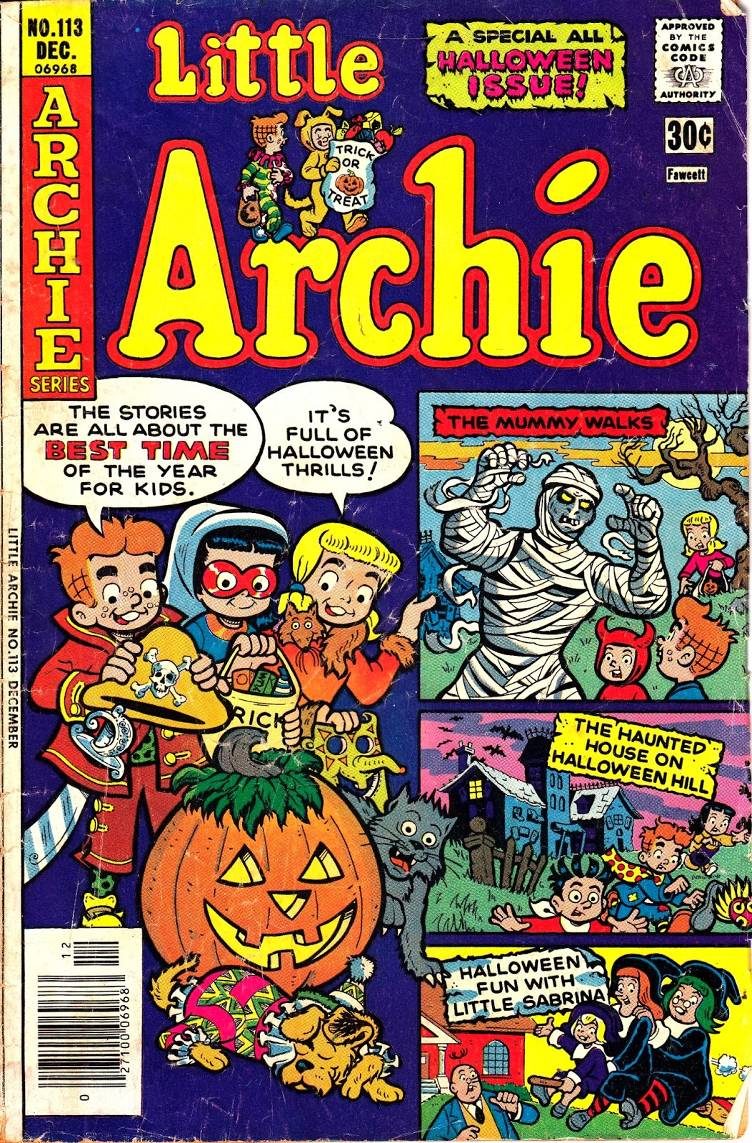 Mixed Up Monster Club Little Archie A Special All