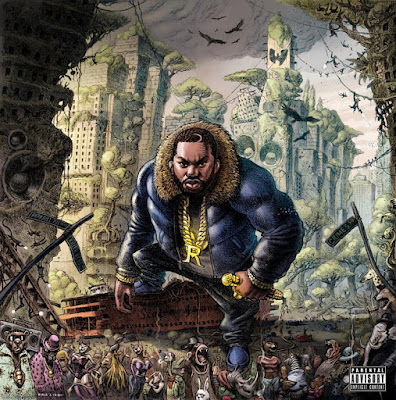 Raekwon - The Wild [2017]