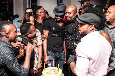 African Muzik Magazine launch NaijaVibe