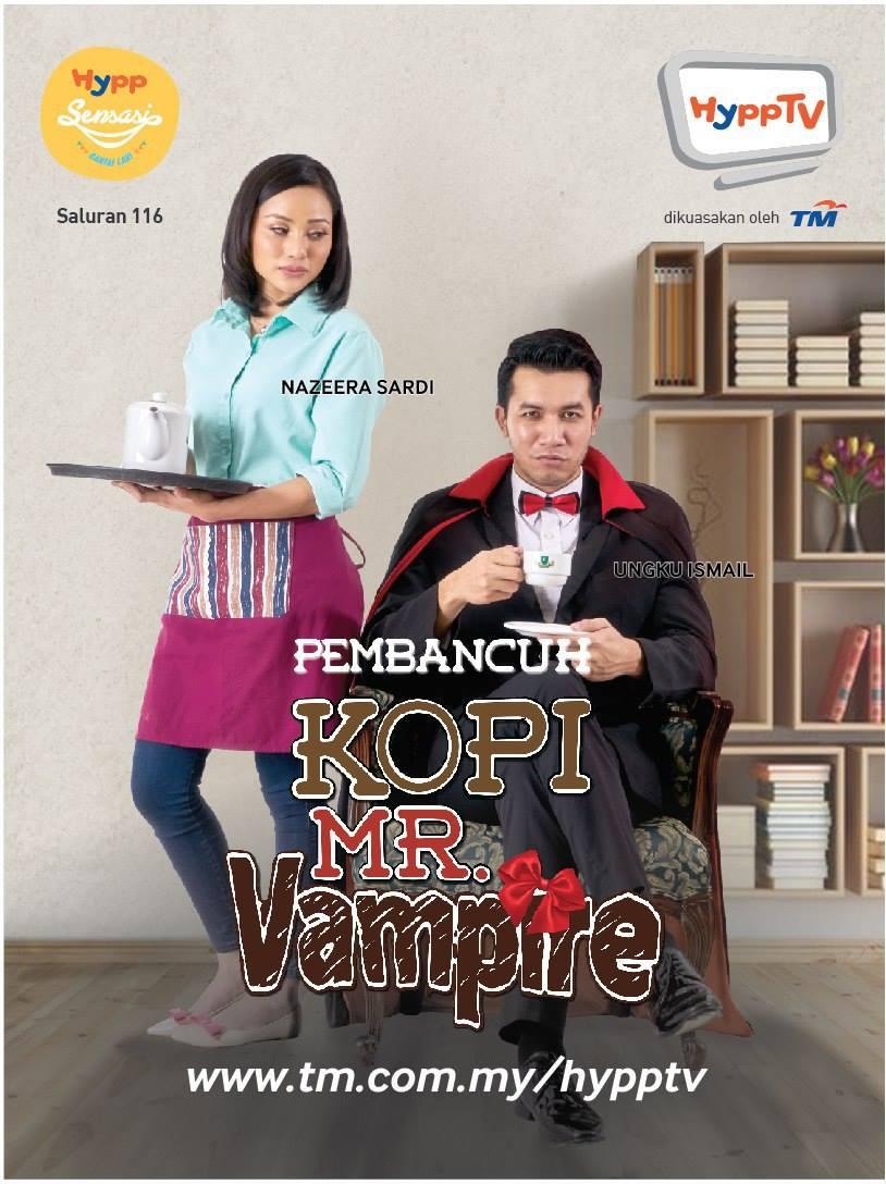 Tonton Drama Pembancuh Kopi Mr Vampire Episod 8