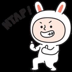Bunny Boy : Animated