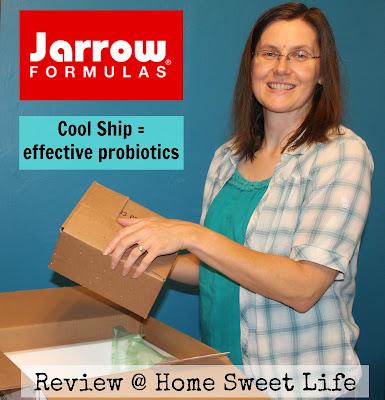 Jarrow Formulas, cool ship, probiotics