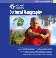 NAMC montessori japanese golden week classroom activities cultural geography manual