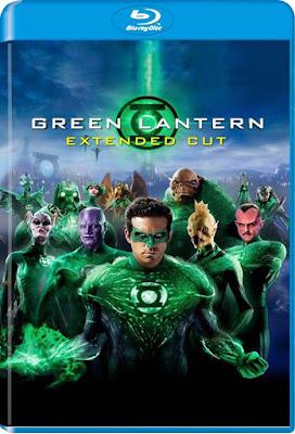 Green Lantern EXTENDED 2011 BD25 Spanish