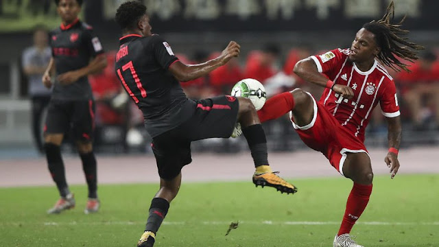 Bayern Akan Lepas Renato Sanches Kalau Ada Tawaran Rp 737 M