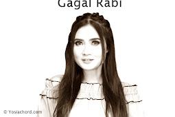 Kunci Gitar Lagu Nella Kharisma – Gagal Rabi