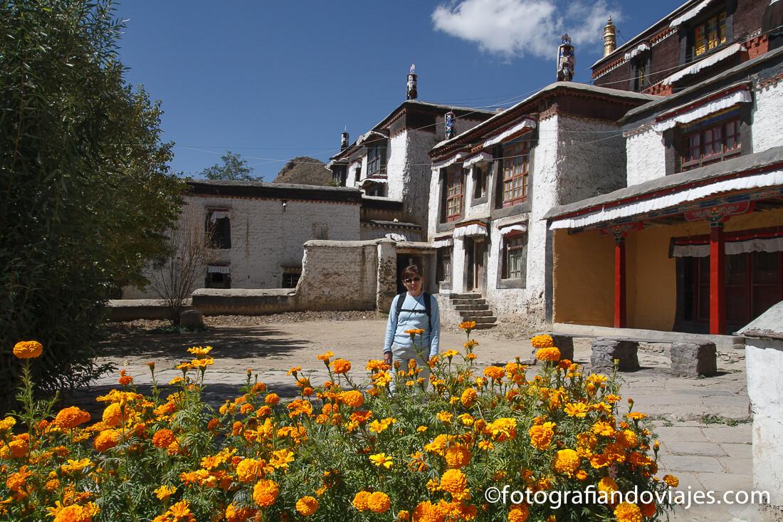 Tashilhunpo en Shigatse