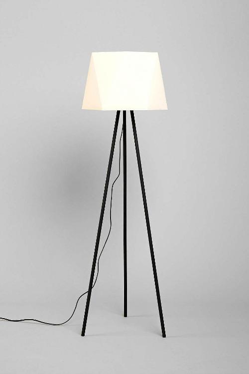modern arch floor lamp under $250