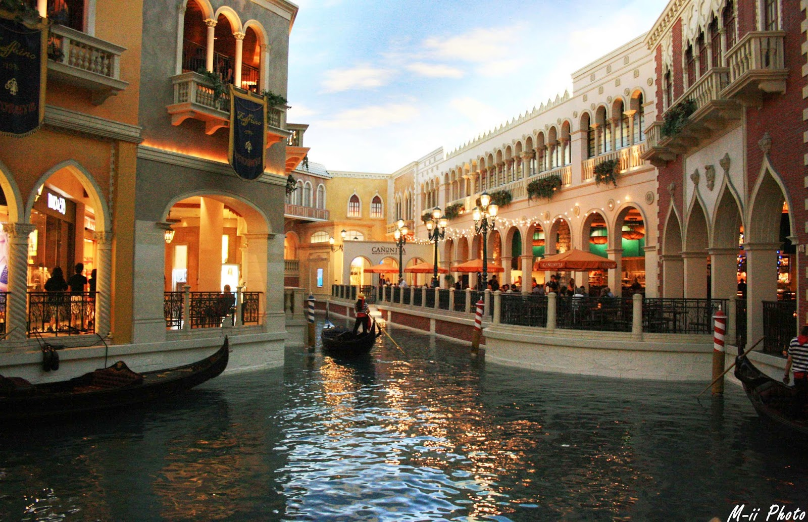 M-ii Photo : Las Vegas The Venetian