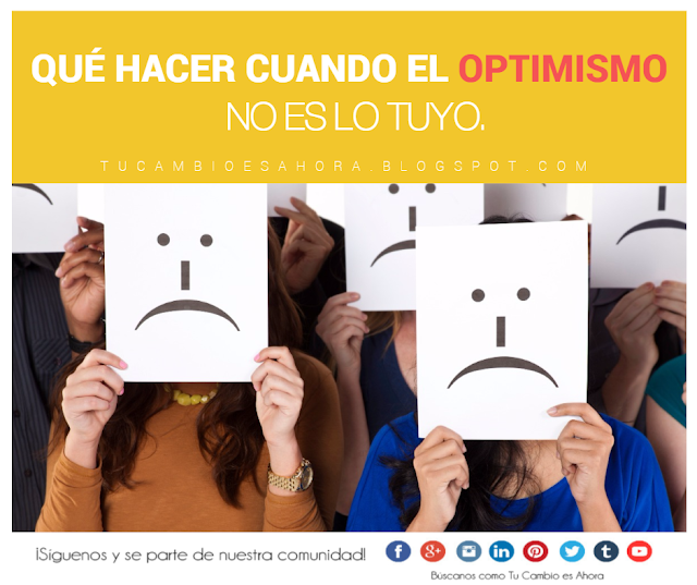 aprender a ser optimista