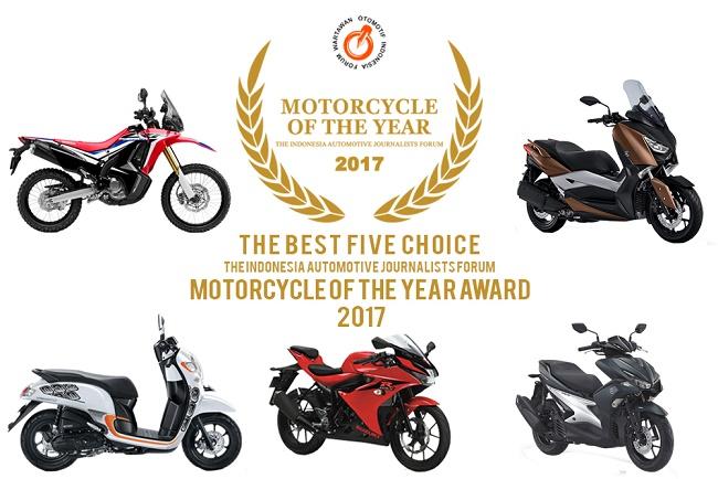 Breaking News : Motorcycle of the Year (FMY) 2017, Suzuki GSX-R150 Masuk Sebagai Finalis Mantap!!