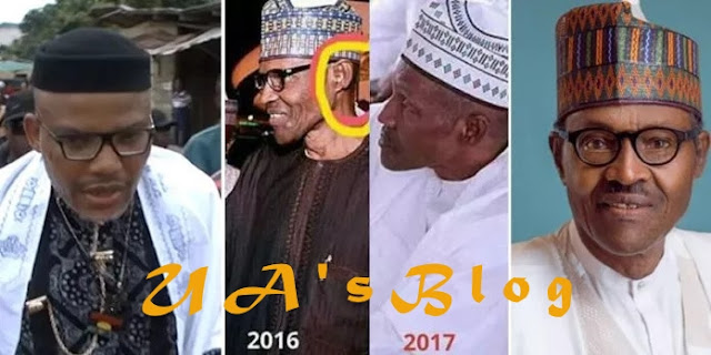 Jubril Not Clone But Impostor Hired To Act Like 'Dead' Buhari — Nnamdi Kanu Replies Lai Mohammed