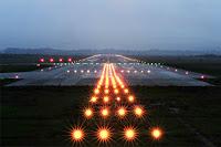 Hava alanı uçak pisti